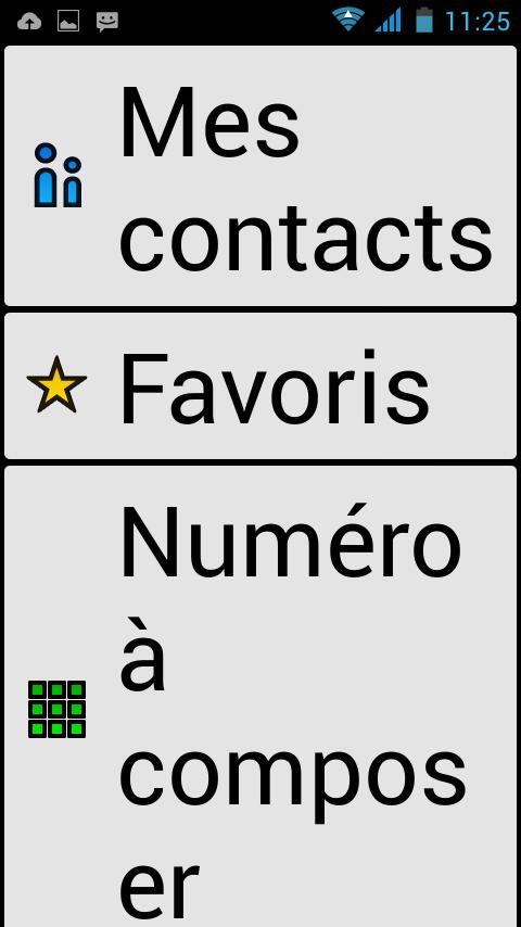 call_menu
